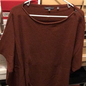 Vince poncho, wool and cashmere, M 😍😍